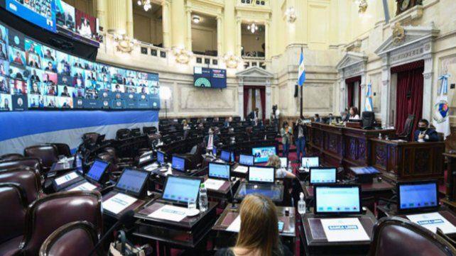 La Cámara de Diputados sesiona este martes desde las 13.30.