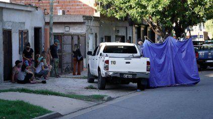 Marcelo Fino Ocampo fue ejecutado con calibre 9 milímetros delante de su hijo, frente a su casa de Ocampo al 6600.