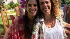 El dolor de Juana Viale por la muerte de su mejor amiga, Victoria Céspedes