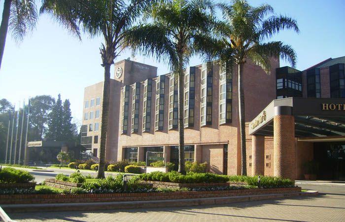 El hotel Sheraton de Pilar