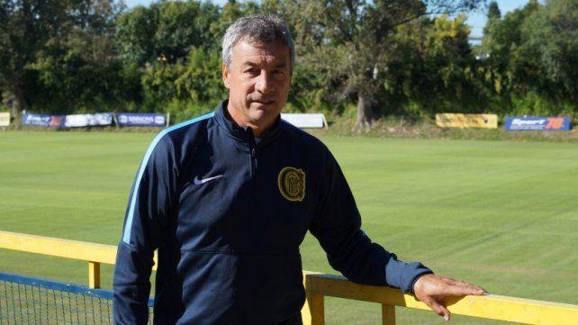 Fernando Lanzidei venía trabajando con la 4ª de AFA.