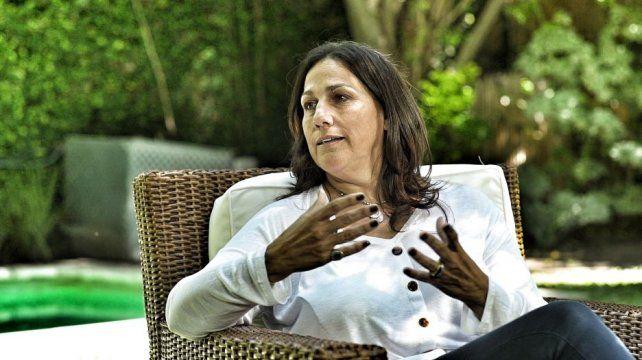 La dirigente ruralista, Soledad Diez de Tejada, indignada con el macrismo venadense por su alianza con radicales y socialistas.