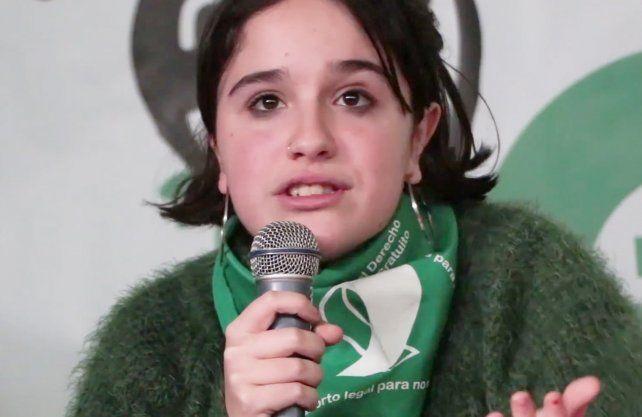 La revista Time ubicó a la legisladora kirchnerista Ofelia Fernández en el top ten de los líderes de la nueva generación.