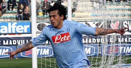 Podrían excluir por dos años a Lavezzi si no pone más compromiso en el Napoli