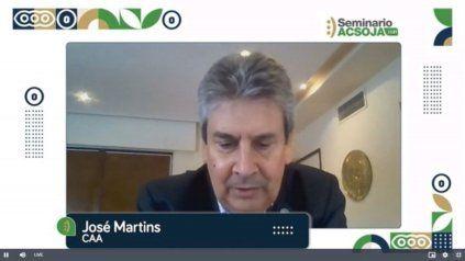 """Martins explicó que el CAA busca articular un espacio para """"proponer en conjunto políticas de Estado""""."""