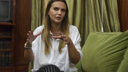 La diputada provincial Amalia Granata hizo polémicas declaraciones sobre el personal doméstico.