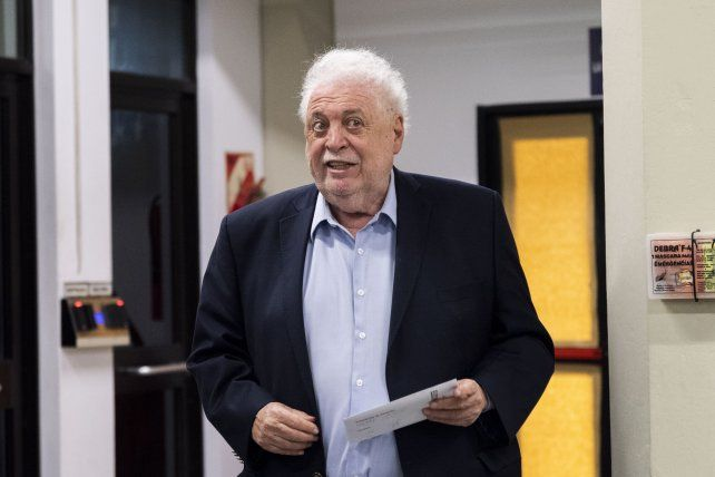 El presidente Alberto Fernánez le pidó la renuncia al MInisterio de Salud a Ginés González García al estallar el escándalo por el vacunatorio VIP.