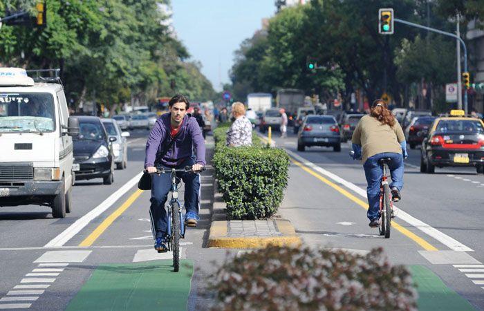 El parque de bicicletas creció considerablemente en Rosario en los últimos años.