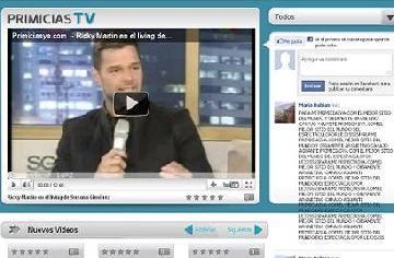 PrimiciasTV, la nueva sección de Primiciasya.com