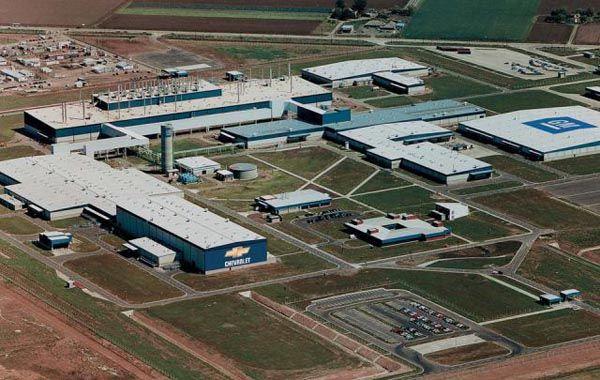La planta de General Motors