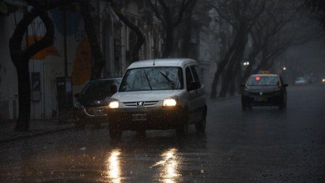Alerta meteorológico a muy corto plazo para Rosario y la región