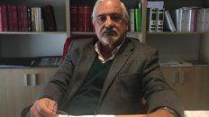 El abogado Jorge Omar Torres quen representa a Enrique Barés.
