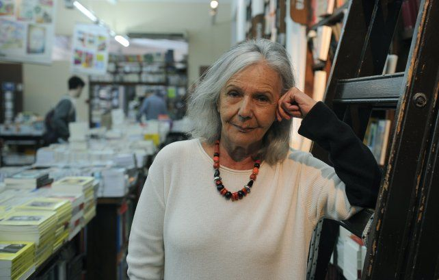 """""""Las Malvinas son un territorio británico"""", aseguró la escritora y ensayista Beatriz Sarlo."""