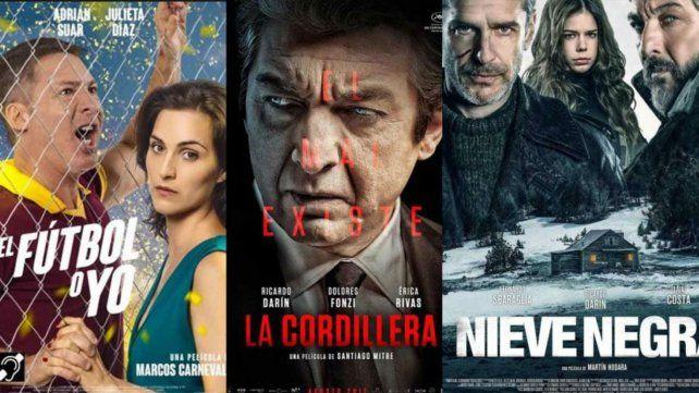 Cine nacional a 35 pesos hasta mañana