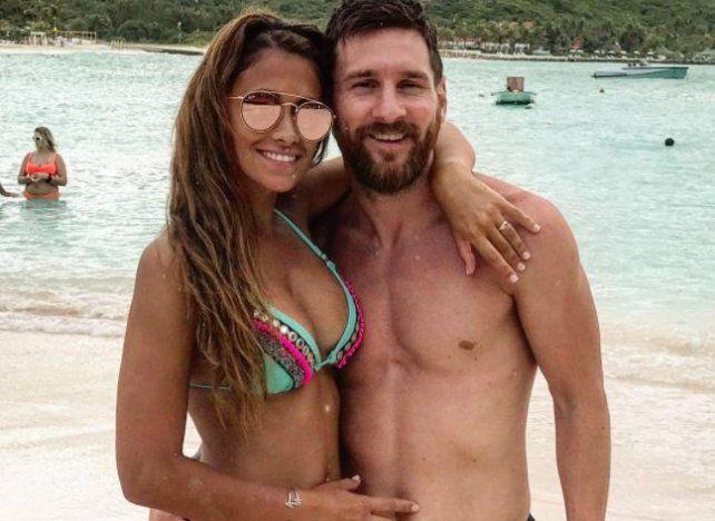 Antonela Roccuzzo expresó su orgullo y anticipó un recibimiento amoroso para Messi
