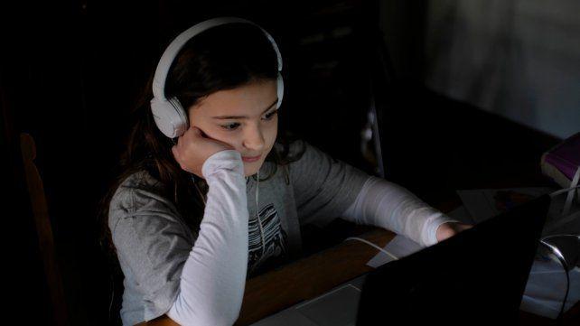 Aprender en pandemia. Los niños en edad de alfabetización saltearon un año fundamental para el proceso de aprendizaje.