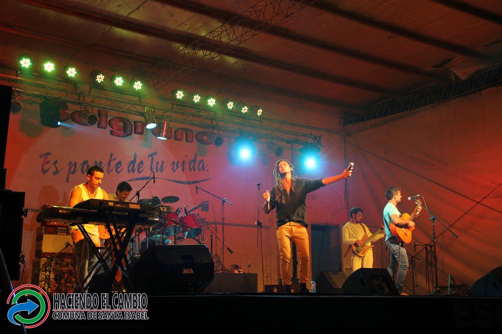 Sin fronteras. El festival nació para promover a los artistas locales.