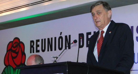 Binner: El desarrollo económico de Argentina no va de la mano del desarrollo social