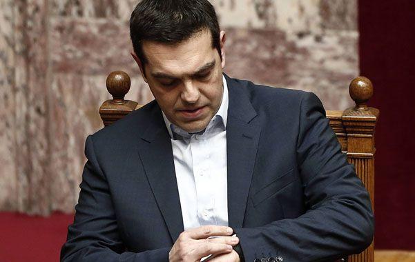 El premier griego Alexis Tsipras ha llevado al límite su confrontación con la Eurozona.