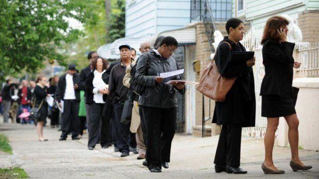 La cantidad de puestos laborales sin cubrir en Estados Unidos suman 10