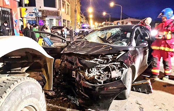 Triste realidad. Los menores de 30 años muertos en accidentes cada año equivalen a dos guerras de Malvinas