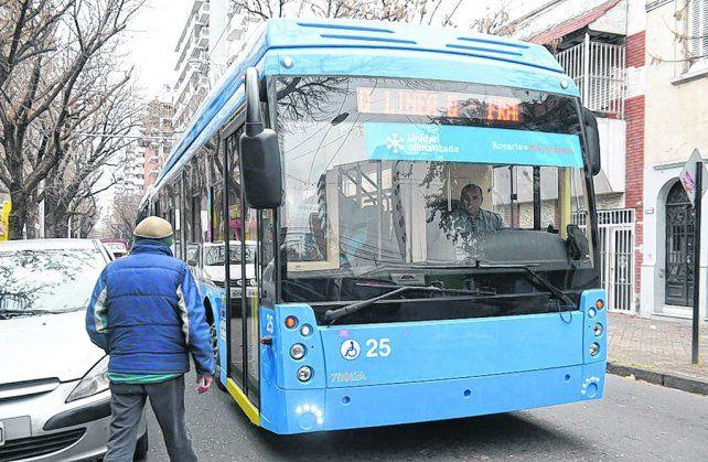 conectividad. La línea Q arrancó el 13 de julio y permitió conectar 14 barriadas populosas de Rosario.