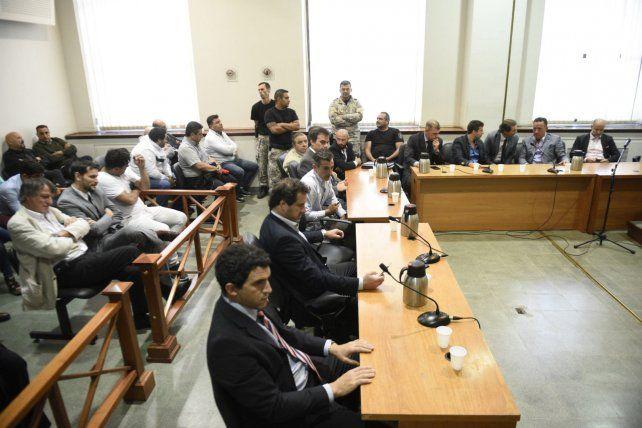 Hoy se conoció la decisión del camarista Daniel Acosta sobre las prisiones preventivas de los acusados en la megacausa por fraude inmobiliario.