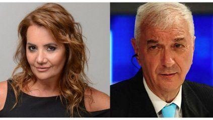 Nancy Pazos fue muy crítica con el recién fallecido Mauro Viale