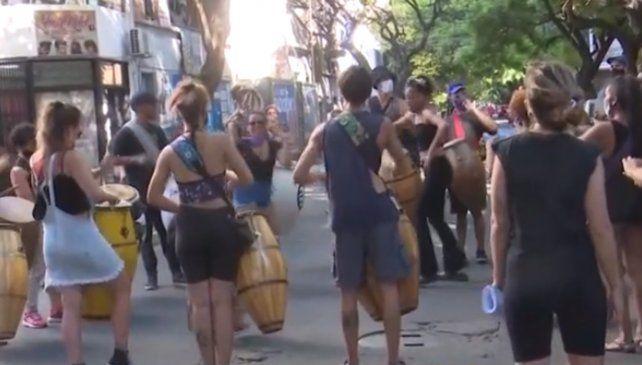 Estudiantes haitianos y brasileños en Rosario recibieron amenazas de muerte