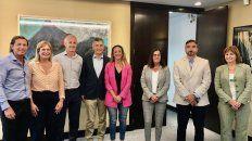 Macri y Bullrich dialogaron con las autoridades del PRO santafesino.