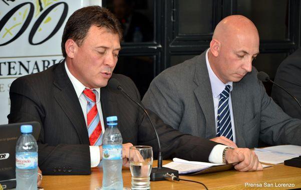 Proyecto. Oggero (derecha) espera que en la próxima sesión aprueben su iniciativa.