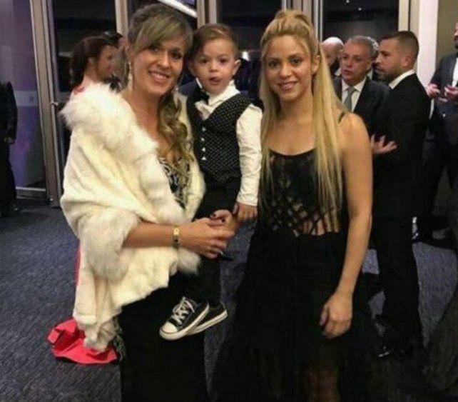 Los dos detalles que empañaron la noche de Shakira y Piqué en la boda de Messi
