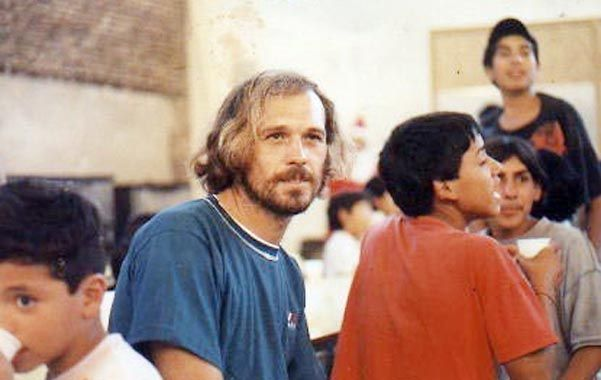 Claudio Lepratti. El militante asesinado en 2001 que se convirtió en emblema de las víctimas de la represión.