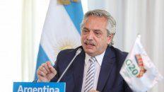 alberto fernandez: el fmi es corresponsable de lo que se vivio en argentina