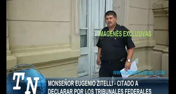 La policía fue a buscar a Zitelli a Casilda (Video)