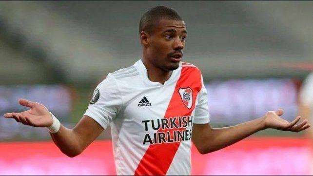 El jugador de River Nicolás de la Cruz ya no tiene pedido de captura