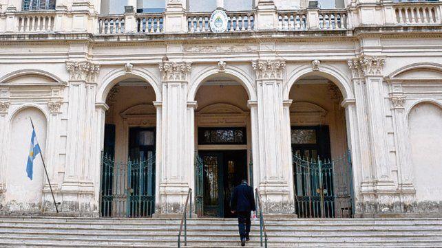sede. El juicio oral se realizará en los Tribunales Federales de Oroño al 900.