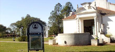 Yapeyú, paisajes e historia