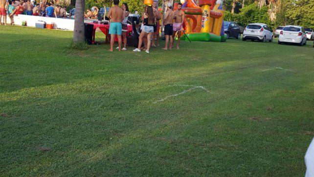 Desalojaron una fiesta privada que había reunido 500 personas en barrio San Eduardo