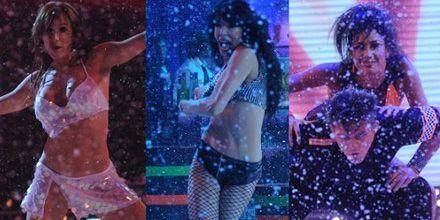 Bailando bajo la nieve dejó siete sentenciados y la lesión de Laura Fidalgo