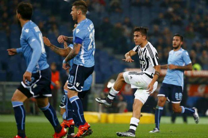 El ex Instituto y Palermo marcó un golazo en la victoria del equipo de Turín.