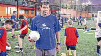 El valor de educar a través del fútbol infantil