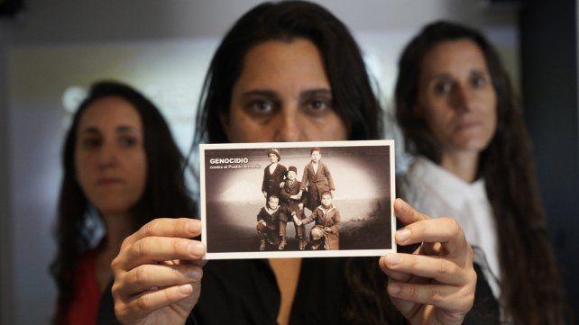 """La foto de cinco chicos huérfanos es una conmovedora imagen que refleja la tragedia ocurrida entre 1915 y 1923. """"Genocidio que se niega"""