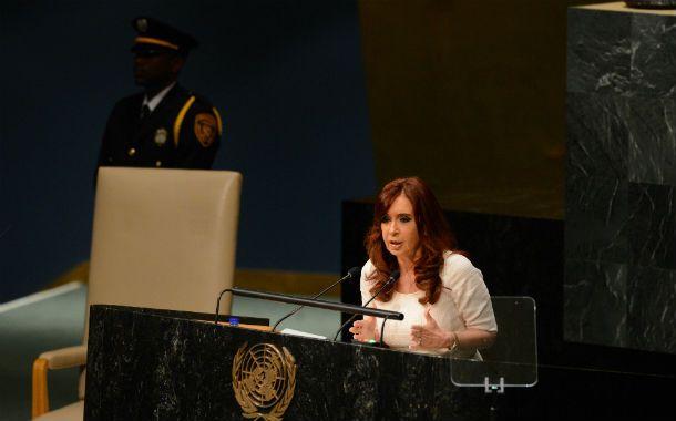 Crítica. La relación de Argentina con el mundo financiero externo se tensó.