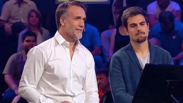 Batistuta contó su lucha para volver a caminar en el programa Quién quiere ser millonario