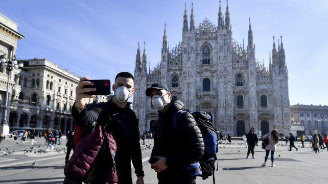 Coronavirus: ahora suman siete los muertos en Italia
