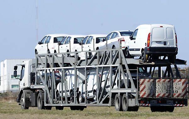 mercado. La industria automotriz retrocedió 20% en el primer bimestre de 2015