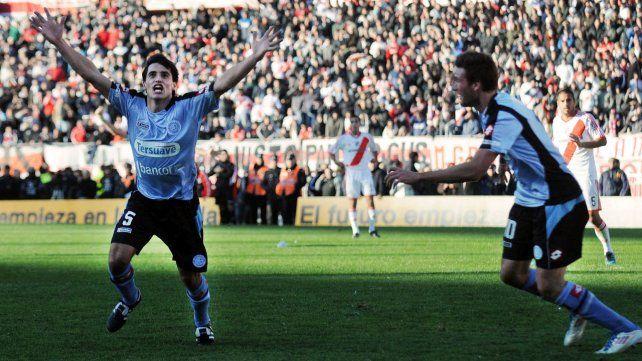 Deja el fútbol Guillermo Farré, el autor del gol con el que Belgrano mandó al descenso a River en 2011