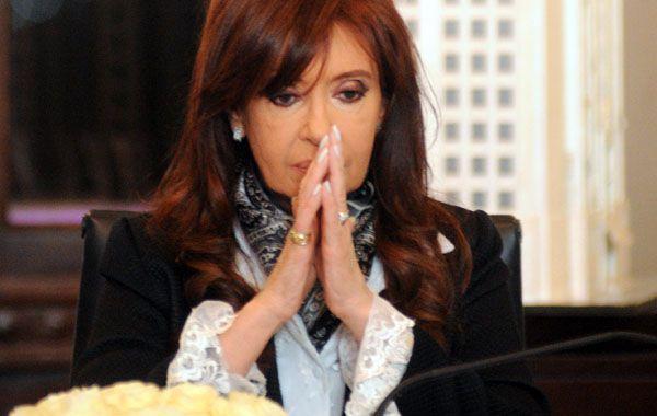"""Cristina dijo que es el haber """"más importante de toda la región latinoamericana"""