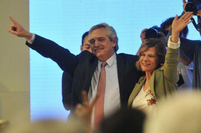 Alberto Fernández vaticinó que el domingo va a volver la solidaridad del pueblo